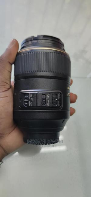 Nikon AF-S VR Micro-nikkor 105mm F/2.8g IF-ED Lens | Accessories & Supplies for Electronics for sale in Dar es Salaam, Kinondoni