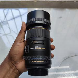 Sigma 105mm F2.8 EX DG OS HSM Macro Lens for Nikon DSLR Came | Accessories & Supplies for Electronics for sale in Dar es Salaam, Kinondoni