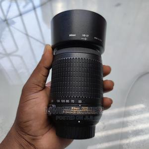 Nikon 55-200mm F/4-5.6g ED IF AF-S DX VR Nikkor Zoom Lens | Accessories & Supplies for Electronics for sale in Dar es Salaam, Kinondoni