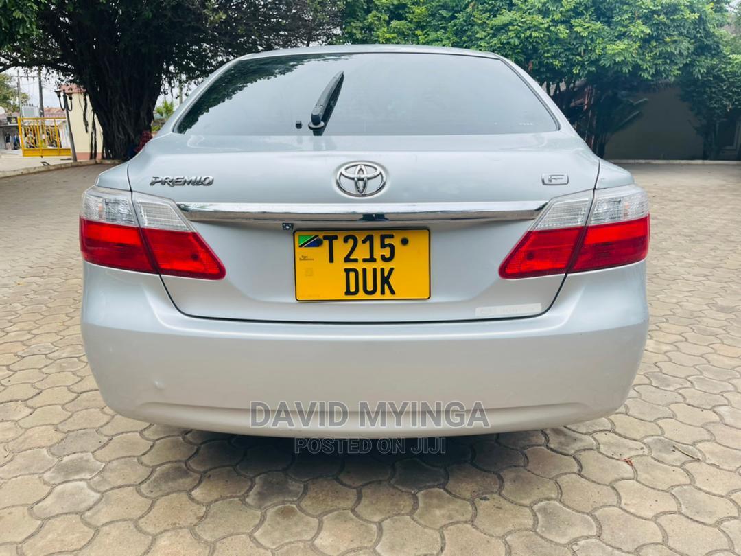 Toyota Premio 2008 Silver | Cars for sale in Kinondoni, Dar es Salaam, Tanzania