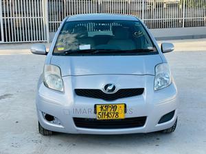 Toyota Vitz 2008 Gray   Cars for sale in Dar es Salaam, Kinondoni