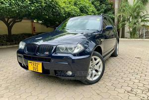 BMW X3 2007 Blue   Cars for sale in Dar es Salaam, Kinondoni