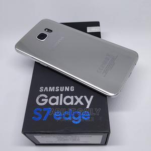 New Samsung Galaxy S7 edge 32 GB Silver | Mobile Phones for sale in Dar es Salaam, Ilala