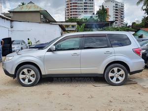 New Subaru Forester 2008 Silver | Cars for sale in Dar es Salaam, Kinondoni