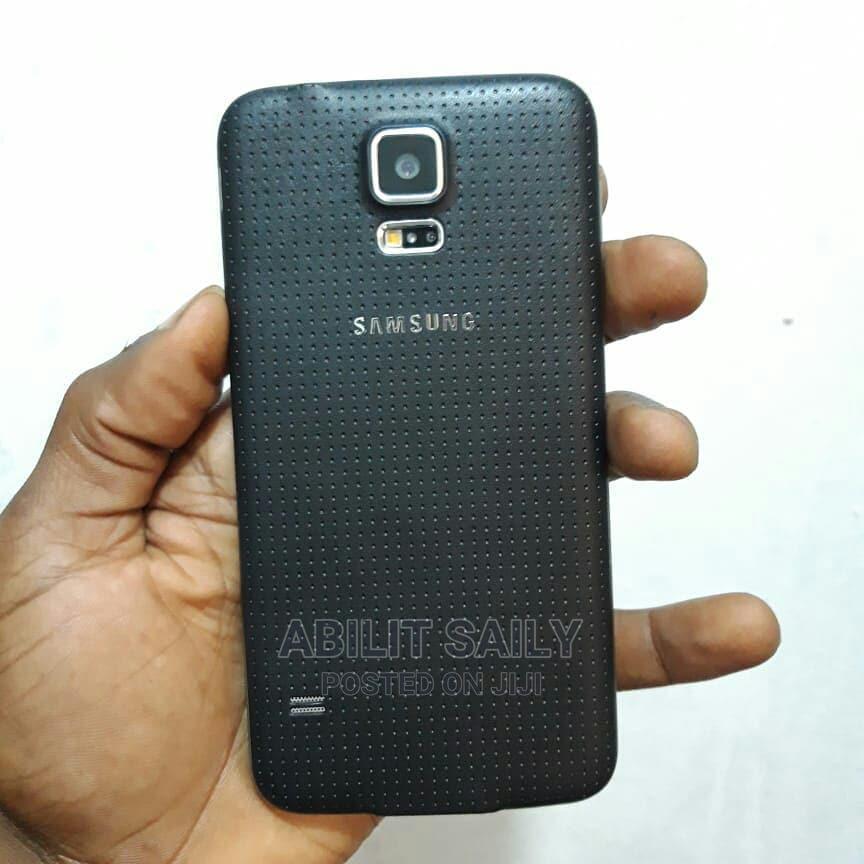 New Samsung Galaxy S5 32 GB Black   Mobile Phones for sale in Ilala, Dar es Salaam, Tanzania