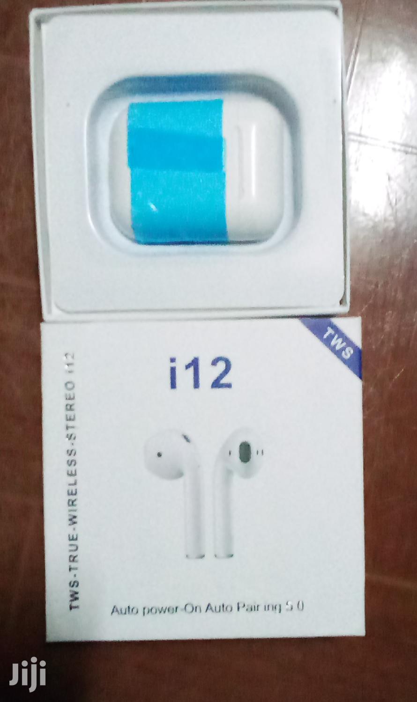 Archive: New I12 Tws Wireless Bluetooth Earphones Full Box