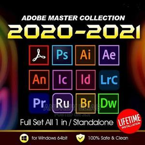 Adobe Master Collection  All Adobe Products   Software for sale in Dar es Salaam, Kinondoni