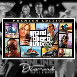 Grand Theft Auto v Latest Updated (June) 2021   Video Games for sale in Dar es Salaam, Kinondoni