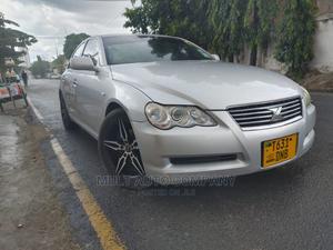 Toyota Mark X 2005 Silver | Cars for sale in Dar es Salaam, Ilala
