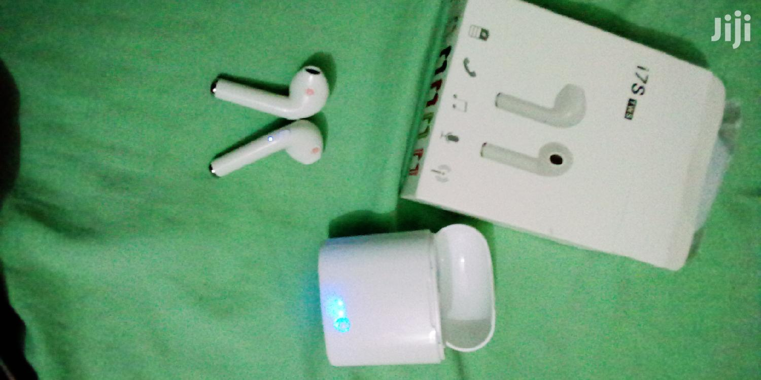 Archive: New I7 Tws Wireless Earphone (For All Phones)