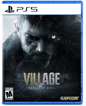 Resident Evil Village - Playstation 5   Video Games for sale in Dar es Salaam, Ilala