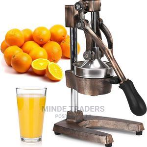 Mashine Ya Kukamulia Juice Ya Machungwa Kwa Mkono | Kitchen Appliances for sale in Dar es Salaam, Ilala