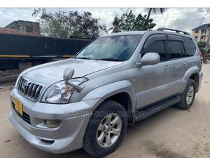 Toyota Land Cruiser Prado 2005 Silver | Cars for sale in Dar es Salaam, Kinondoni