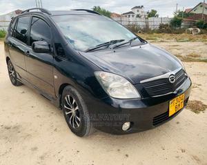 Toyota Corolla Spacio 2000 1.8 G (6 Seater) Black | Cars for sale in Dar es Salaam, Kinondoni