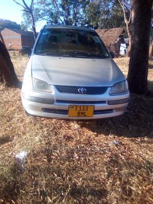 Toyota Corolla Spacio 1999 1.8 G (5 Seater) Silver   Cars for sale in Ruvuma Region, Songea