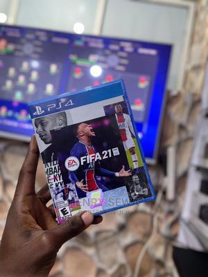 FIFA 21 Cd   Video Games for sale in Dar es Salaam, Kinondoni