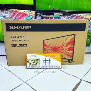 Sharp LED TV Inch 43 | TV & DVD Equipment for sale in Dar es Salaam, Ilala