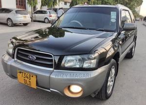 Subaru Forester 2004 Black | Cars for sale in Dar es Salaam, Kinondoni