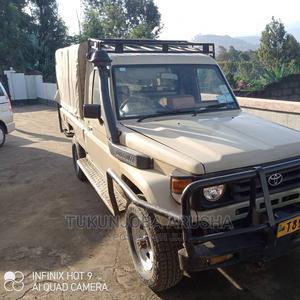 Toyota Land Cruiser 1995 Beige | Cars for sale in Arusha Region, Arusha