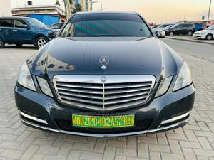 Mercedes-Benz E200 2011 Gray   Cars for sale in Dar es Salaam, Kinondoni