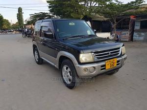 Mitsubishi Pajero 2005 Black   Cars for sale in Dar es Salaam, Kinondoni