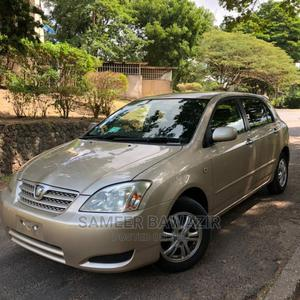 Toyota Allex 2004 Beige | Cars for sale in Dar es Salaam, Kinondoni
