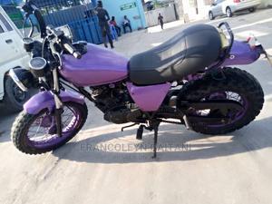Suzuki 2000 Purple   Motorcycles & Scooters for sale in Dar es Salaam, Kinondoni
