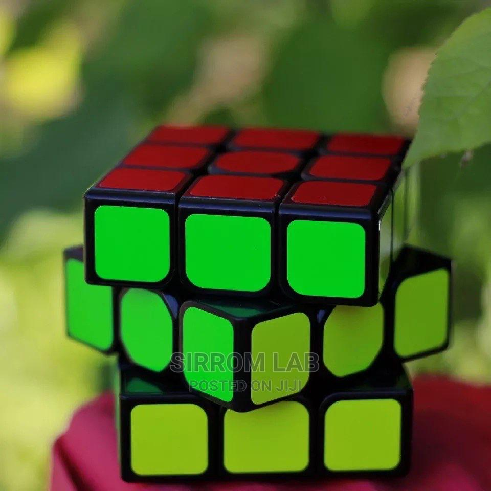 Rubik'S Cube Puzzle Cube 3x3x3   Toys for sale in Kinondoni, Dar es Salaam, Tanzania