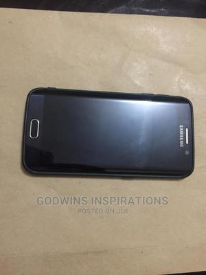 Samsung Galaxy S6 edge 32 GB Blue | Mobile Phones for sale in Dar es Salaam, Ilala