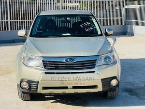 Subaru Forester 2010 Beige | Cars for sale in Dar es Salaam, Kinondoni