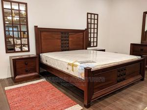 Mninga/Mkongo Bedframe Design | Furniture for sale in Dar es Salaam, Kinondoni