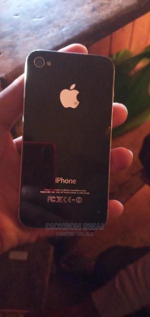 Apple iPhone 4s 8 GB Black | Mobile Phones for sale in Arusha Region, Arusha