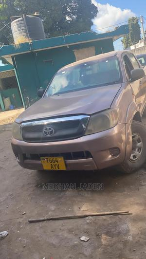 Toyota Hilux 2006 Gold | Cars for sale in Dar es Salaam, Kinondoni