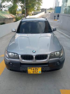 BMW X3 2005 Gray   Cars for sale in Dar es Salaam, Kinondoni
