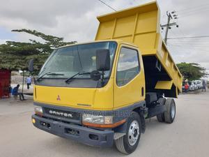 Mitsubishi Canter 1995 Yellow | Trucks & Trailers for sale in Dar es Salaam, Kinondoni