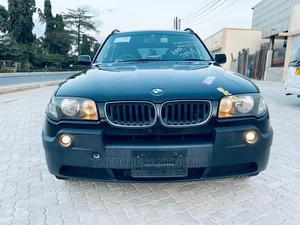 BMW X3 2006 Black   Cars for sale in Dar es Salaam, Kinondoni