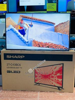 Sharp Led Tv Inch 43 | TV & DVD Equipment for sale in Dar es Salaam, Kinondoni