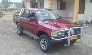 Toyota Hilux 1989 Red | Cars for sale in Dar es Salaam, Kinondoni