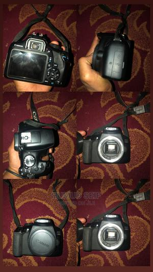 Canon 1300D + Card 16GB   Photo & Video Cameras for sale in Dar es Salaam, Ilala
