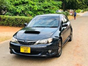 Subaru Impreza 2008 2.0 GT Black | Cars for sale in Dar es Salaam, Kinondoni