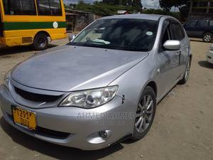 Subaru Impreza 2008 Silver | Cars for sale in Dar es Salaam, Ilala