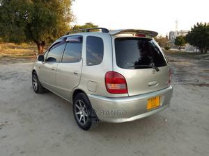 Toyota Corolla Spacio 2001 1.5 X Silver | Cars for sale in Dar es Salaam, Kinondoni