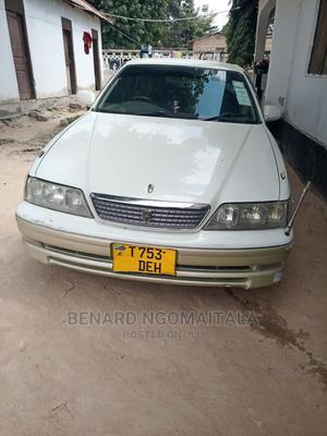 Toyota Mark II 2004 White   Cars for sale in Dodoma Region, Dodoma Rural