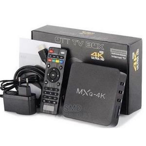 Mxq 4K Ultra HD Ott Android TV Box | TV & DVD Equipment for sale in Dar es Salaam, Kinondoni