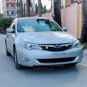 Subaru Impreza 2011 1.5 Silver | Cars for sale in Dar es Salaam, Kinondoni