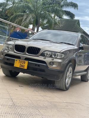 BMW X5 2005 3.0i Beige | Cars for sale in Dar es Salaam, Kinondoni