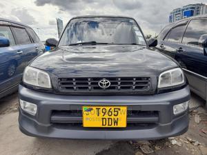 Toyota RAV4 2000 Automatic Black | Cars for sale in Dar es Salaam, Kinondoni