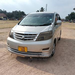Toyota Alphard 2006 Silver | Cars for sale in Mwanza Region, Ilemela