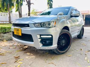 Mitsubishi Outlander 2010 Silver | Cars for sale in Dar es Salaam, Kinondoni