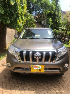 Toyota Land Cruiser Prado 2018 2.7 Beige | Cars for sale in Dar es Salaam, Kinondoni